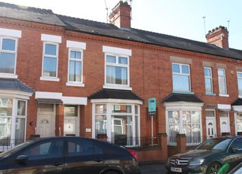 Thumbnail 3 bed terraced house for sale in Lancashire Street, Leicester