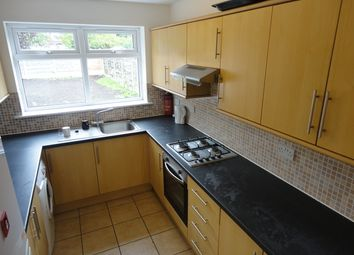 Thumbnail 4 bed semi-detached house to rent in Ashdene Road, Withington, Manchester
