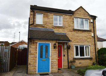 Thumbnail 2 bed flat for sale in Horley Green Road, Claremount, Halifax
