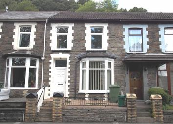 Thumbnail 3 bed terraced house for sale in Berw Road, Pontypridd
