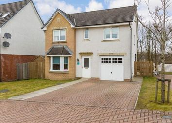 Thumbnail 4 bed detached house for sale in Barberry Crescent, Cumbernauld, Glasgow, North Lanarkshire