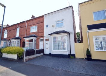 Thumbnail 3 bedroom terraced house for sale in Anderson Road, Erdington, Birmingham