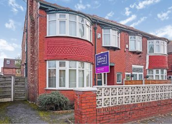 Thumbnail 4 bedroom semi-detached house for sale in Kings Road, Manchester