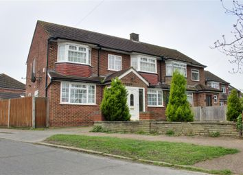 Thumbnail 4 bed semi-detached house for sale in Appleby Street, Cheshunt, Waltham Cross