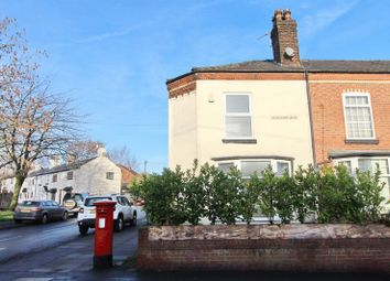 Thumbnail 3 bed end terrace house for sale in Hazelhurst Road, Worsley, Manchester