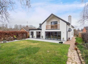 Thumbnail 5 bed detached house for sale in Meadway, Harrold, Bedford