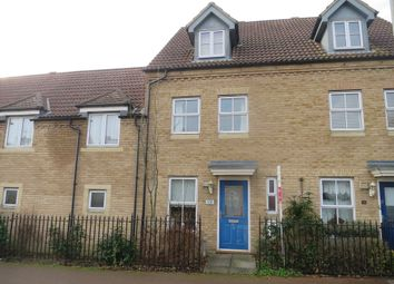 Thumbnail 3 bedroom town house for sale in Kings Avenue, Ely