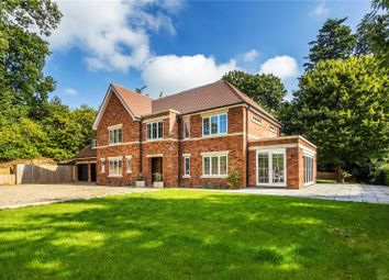 Thumbnail 5 bedroom detached house for sale in Icehouse Wood, Oxted, Surrey
