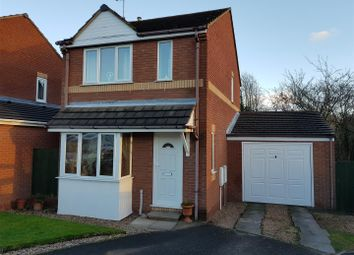 Thumbnail 3 bed detached house for sale in Richmond Drive, Mansfield Woodhouse, Mansfield