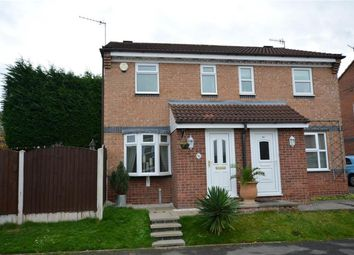 Thumbnail 2 bedroom semi-detached house for sale in Herriot Drive, Chesterfield