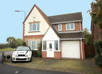 Thumbnail 4 bed detached house for sale in Parish Brook Road, Nailsea, North Somerset