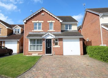 Thumbnail 4 bed detached house for sale in Primrose Drive, Bedworth