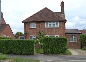 Thumbnail 2 bed maisonette for sale in Wheatfields Road, Shinfield, Reading, Berkshire