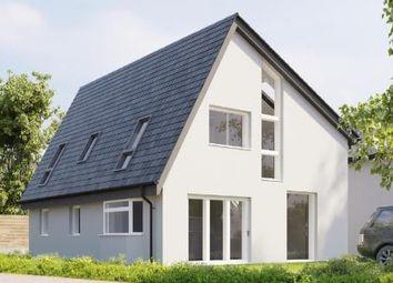 Thumbnail 5 bed detached house for sale in Y Cwrt, Lon Fel, Criccieth, Gwynedd