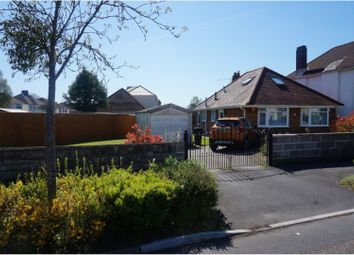 3 bed bungalow for sale in Saxonhurst Road, Bournemouth BH10