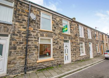 Thumbnail 2 bed terraced house for sale in Morgannwg Street, Trehafod, Pontypridd