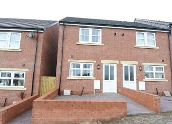Thumbnail 2 bed terraced house to rent in Nicholas, Newlaithes Avenue, Carlisle
