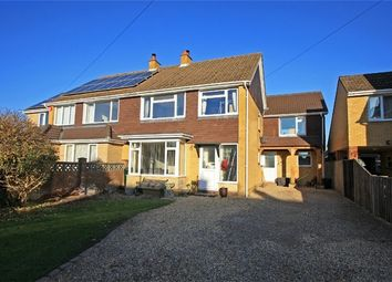 Thumbnail 5 bed semi-detached house for sale in Conifer Crescent, Pennington, Hampshire