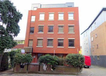 13 St Johns Road, Harrow, Middlesex HA1. 1 bed flat