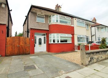 Thumbnail 3 bed semi-detached house for sale in Mostyn Avenue, Aintree, Liverpool