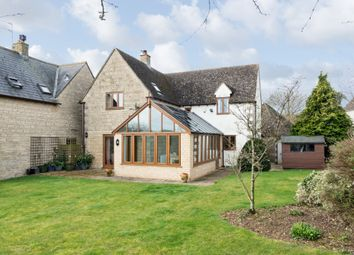 Thumbnail 3 bed detached house for sale in Ashdale Close, Aldsworth, Cheltenham