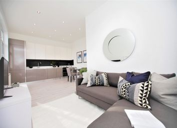 Thumbnail 1 bed flat for sale in Clifton Gardens, Temple Fortune