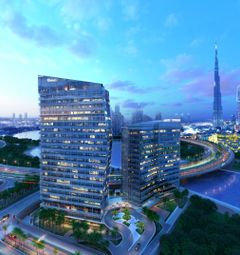 Thumbnail Studio for sale in Langham Place, Downtown Dubai, Burj Khalifa District, Dubai