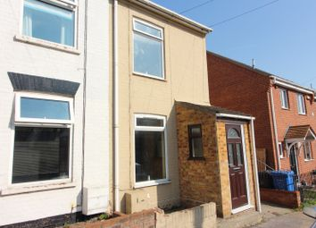 Thumbnail 3 bedroom end terrace house for sale in Clarence Road, Lowestoft