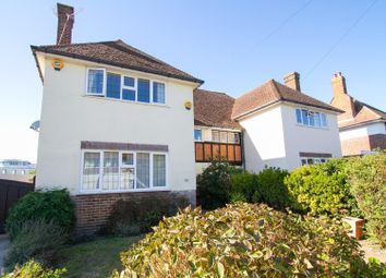 Thumbnail 3 bed semi-detached house for sale in Surrenden Road, Folkestone