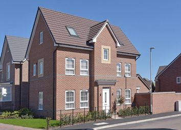 "Thumbnail 4 bed detached house for sale in ""Hesketh"" at Rydal Terrace, North Gosforth, Newcastle Upon Tyne"