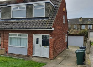 Thumbnail 3 bed semi-detached house to rent in Leyside Drive, Bradford, West Yorkshire