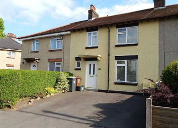 Thumbnail 3 bed terraced house for sale in Heath Grove, Buxton, Derbyshire