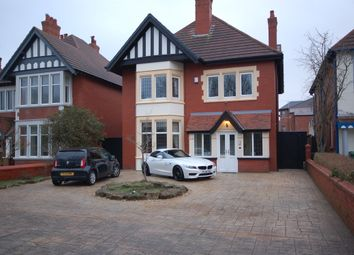 Thumbnail 4 bed detached house for sale in St. Annes Road East, St. Annes, Lytham St. Annes