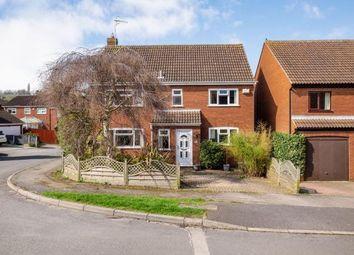 Thumbnail 4 bed detached house for sale in Bracey Rise, West Bridgford, Nottingham, Nottinghamshire