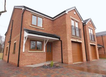 Thumbnail 4 bed detached house to rent in Manchester Road, Audenshaw, Manchester