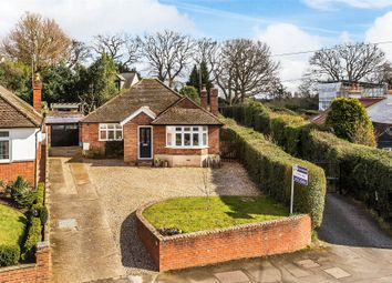 Thumbnail 3 bed detached bungalow for sale in Rowtown, Surrey