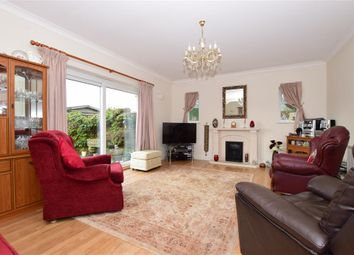 Thumbnail 3 bed detached house for sale in Hurst Lane, Capel-Le-Ferne, Folkestone, Kent