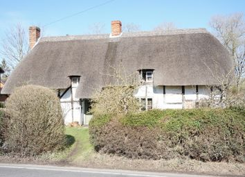 Thumbnail 3 bed cottage for sale in Kings Somborne, Stockbridge, Hampshire