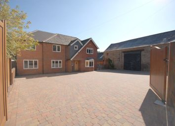 Thumbnail 3 bed detached house for sale in Main Street, Coalville