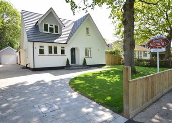 Thumbnail 5 bedroom detached house for sale in Brook Avenue, New Milton