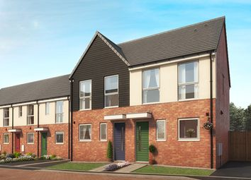 """Thumbnail 3 bedroom property for sale in """"The Cayton"""" at Little Eaves Lane, Stoke-On-Trent"""