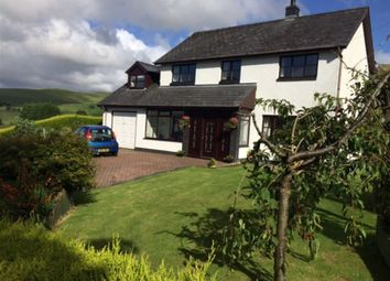 Thumbnail 4 bed detached house for sale in Talybont, Ceredigion