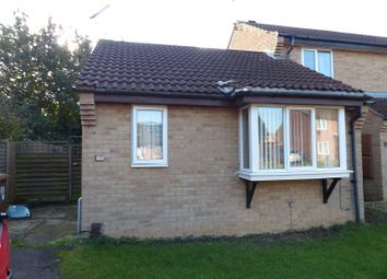 Thumbnail 1 bedroom terraced bungalow for sale in Squires Gate, Peterborough