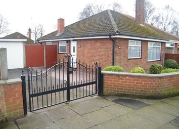 Thumbnail 2 bed bungalow for sale in West Street, Crewe, Cheshire