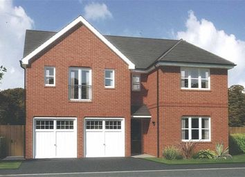 Thumbnail 5 bed detached house for sale in Close Lane, Alsager, Stoke-On-Trent