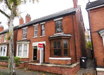 Thumbnail 4 bed semi-detached house for sale in Avondale Road, Newbridge, Wolverhampton