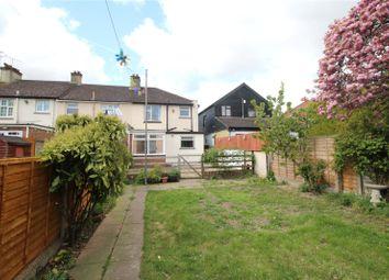 Thumbnail 3 bedroom end terrace house to rent in Gouge Avenue, Northfleet, Gravesend, Kent