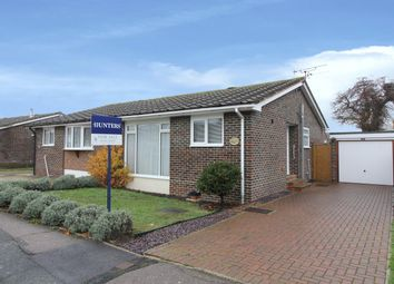 Thumbnail 2 bed semi-detached bungalow for sale in Hythe, Kent