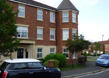 Thumbnail 2 bed flat for sale in Meadow Vale, Shiremoor, Newcastle Upon Tyne
