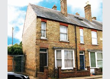 Thumbnail 2 bed end terrace house for sale in St. Johns Street, Huntingdon